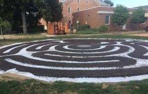 The Congregational Commons Labyrinth